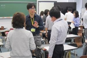 201806 大阪 航空保安大学校 発声法 ボイストレーニング講習 (2)