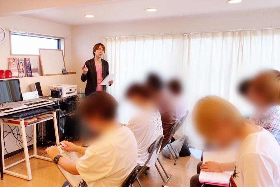ボイストレーニング勉強会 201906