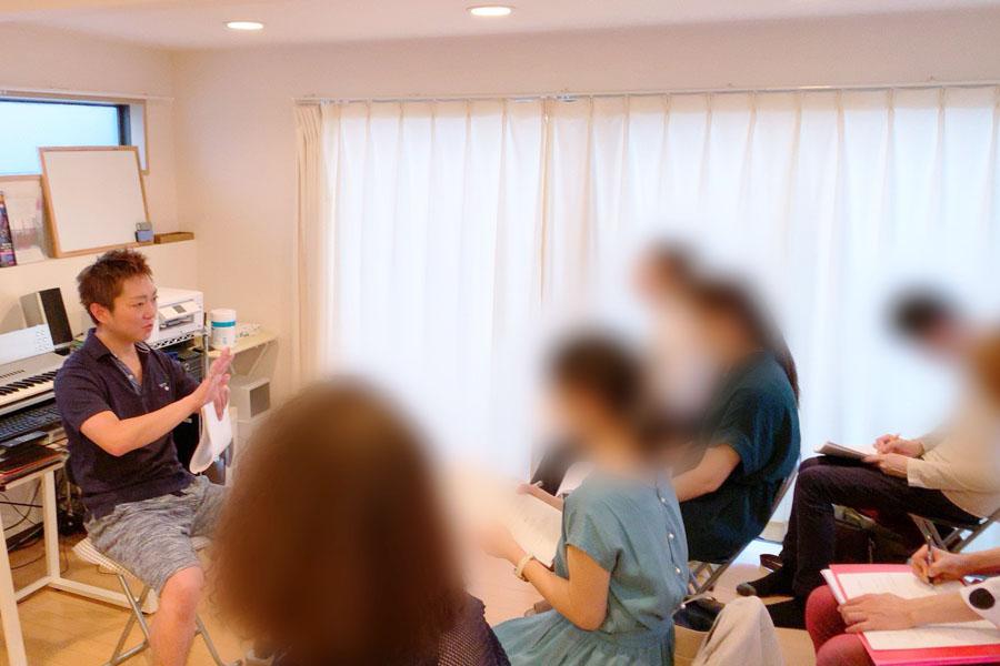 201907ボイストレーニング 勉強会 三軒茶屋 (3)